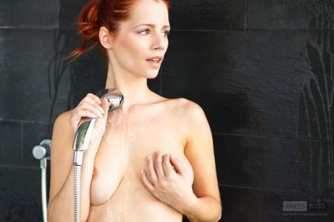 Ariel-Piper-Fawn-Faith-Lightspeed-nude-redhead-model
