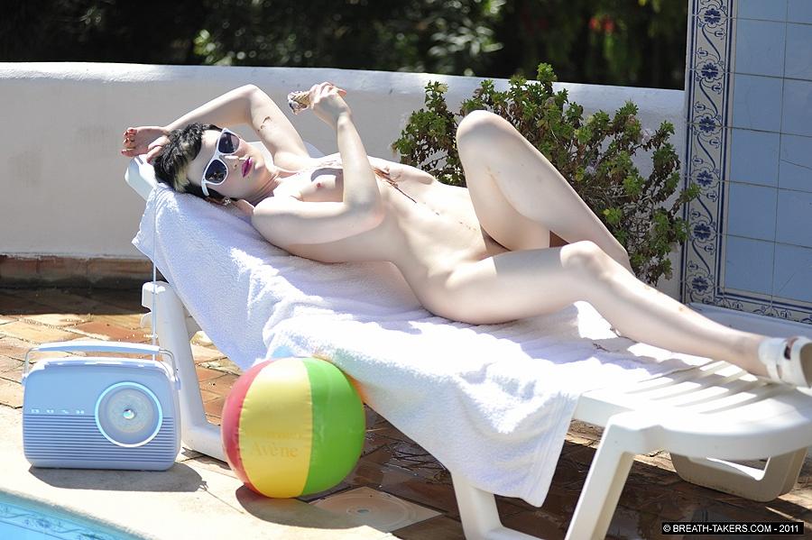 BREATHTAKERS nude photography – Anita de Bauch