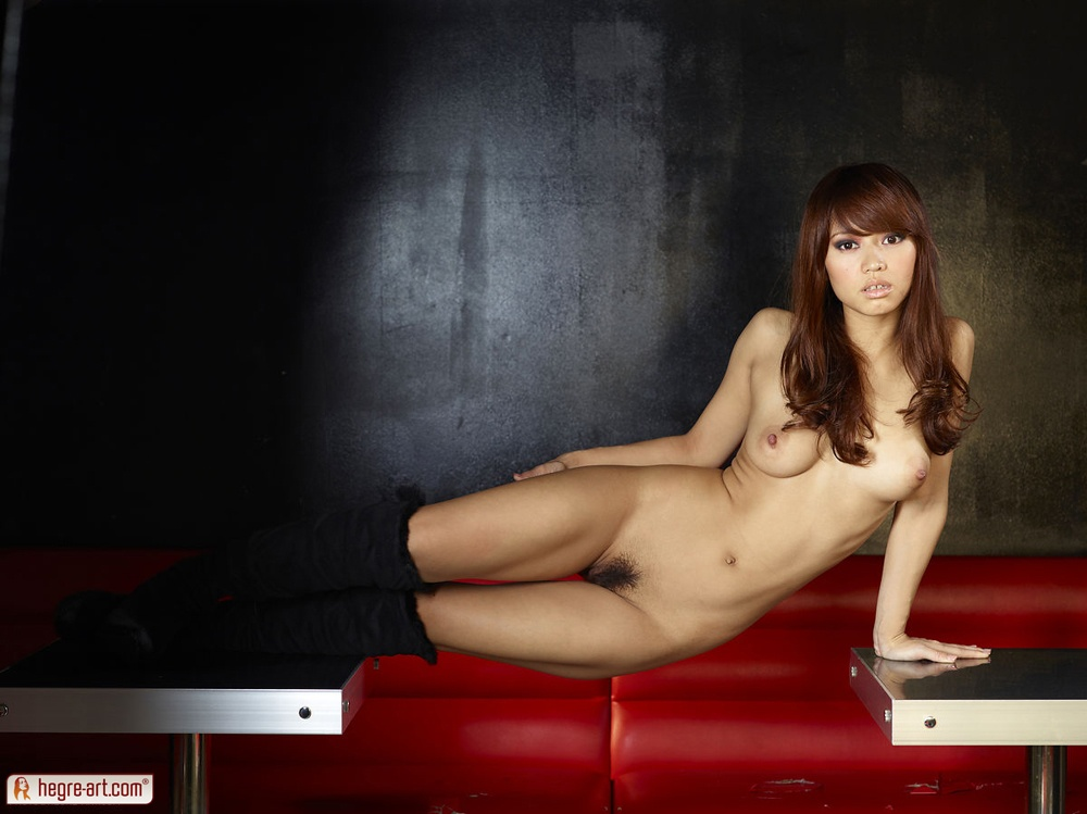 Hegre-Art erotic nude models – Mayuko in Flexi doll