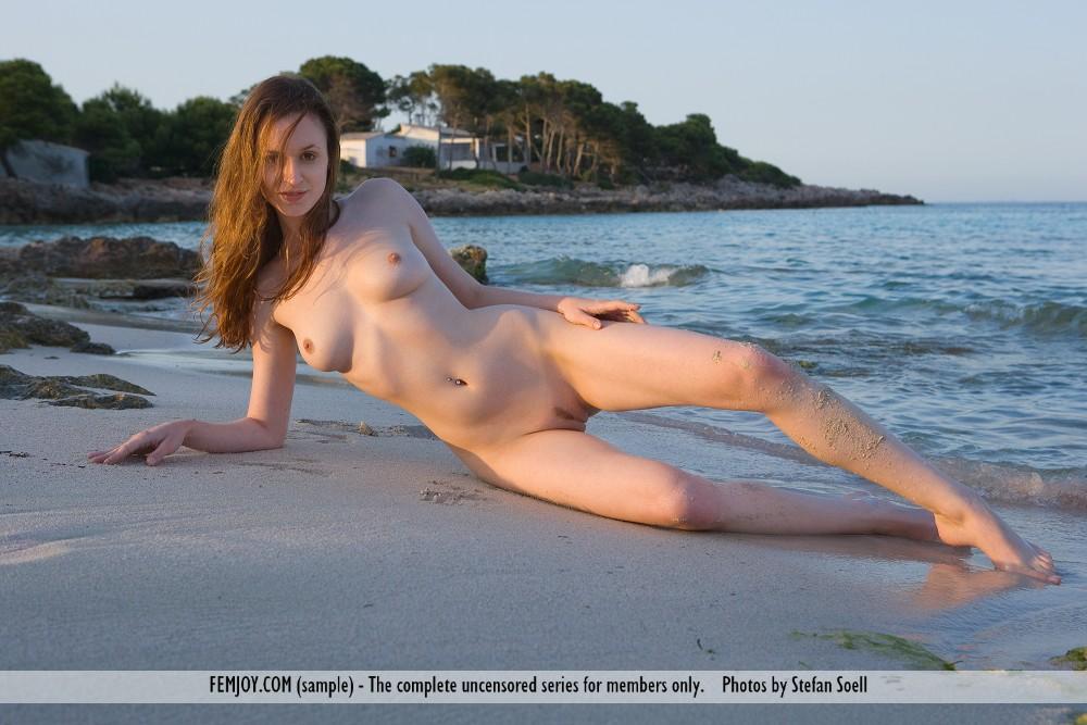 The most beautiful nude erotic Femjoy models – Anna Leah