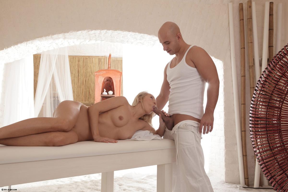 X-Art.com explicit erotic scenes – Happy ending…