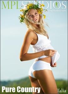 MPL Studios nude erotic models – Talia, Olivia and Monika